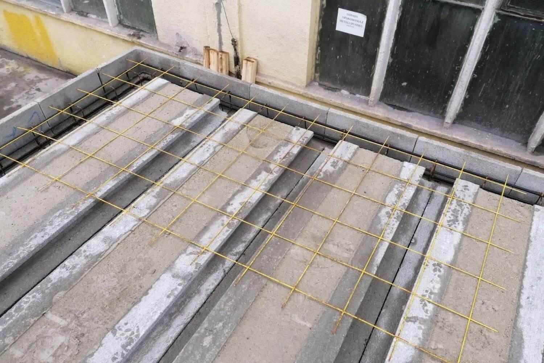stropy teriva panel BUDMATER   stropy prefabrykowane