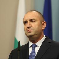 """Президентът Румен Радев: """"Гладът скоро може да надделее над страха"""""""