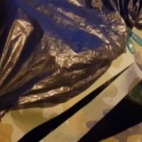 Нарязаха една от палатките на протеста във Варна
