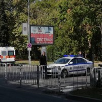 Куфар край гробищата във Варна вдигна на крак полицията /СНИМКИ/