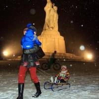 Тази вечер 48 часов снежен капан връхлита Варна