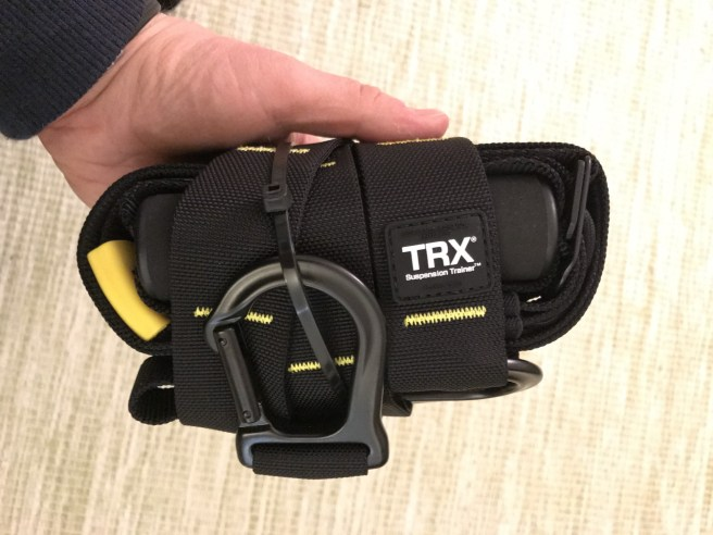 TRX Suspension Training System