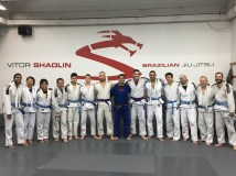 Vitor Shaolin BJJ Academy Belt Test
