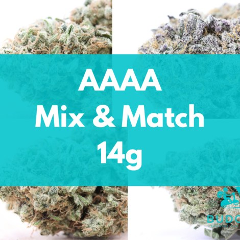 14g Mix Match AAAA Same Day Delivery Vancouver Buy Weed Online