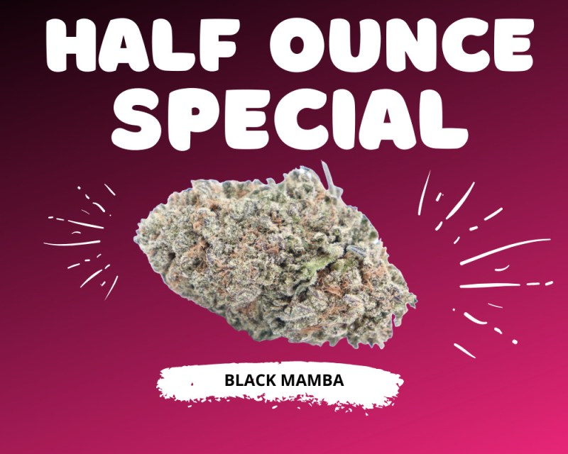 Black Mamba Weed Delivery
