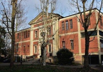 Villa Donini oggi: in questo luogo un tempo era presente l'Ospedale Donini e Zogolari (foto realizzata da Sergio Cardin).