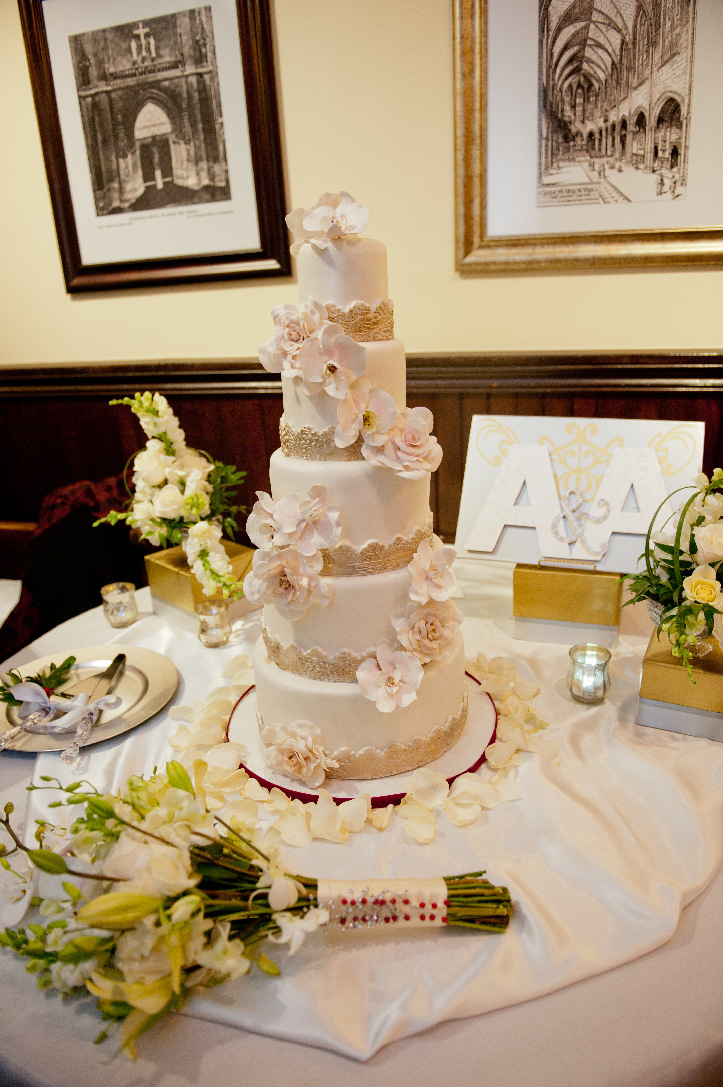 best wedding cake makers nyc weddings buds amp events 11490