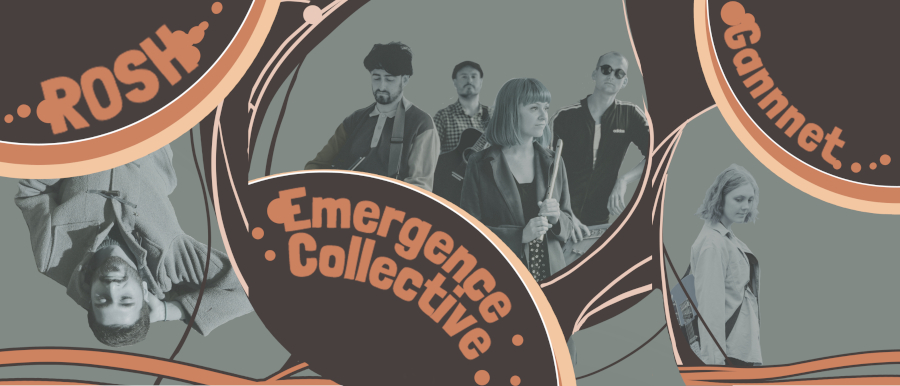 Emergence Collective, ROSH and gannnet