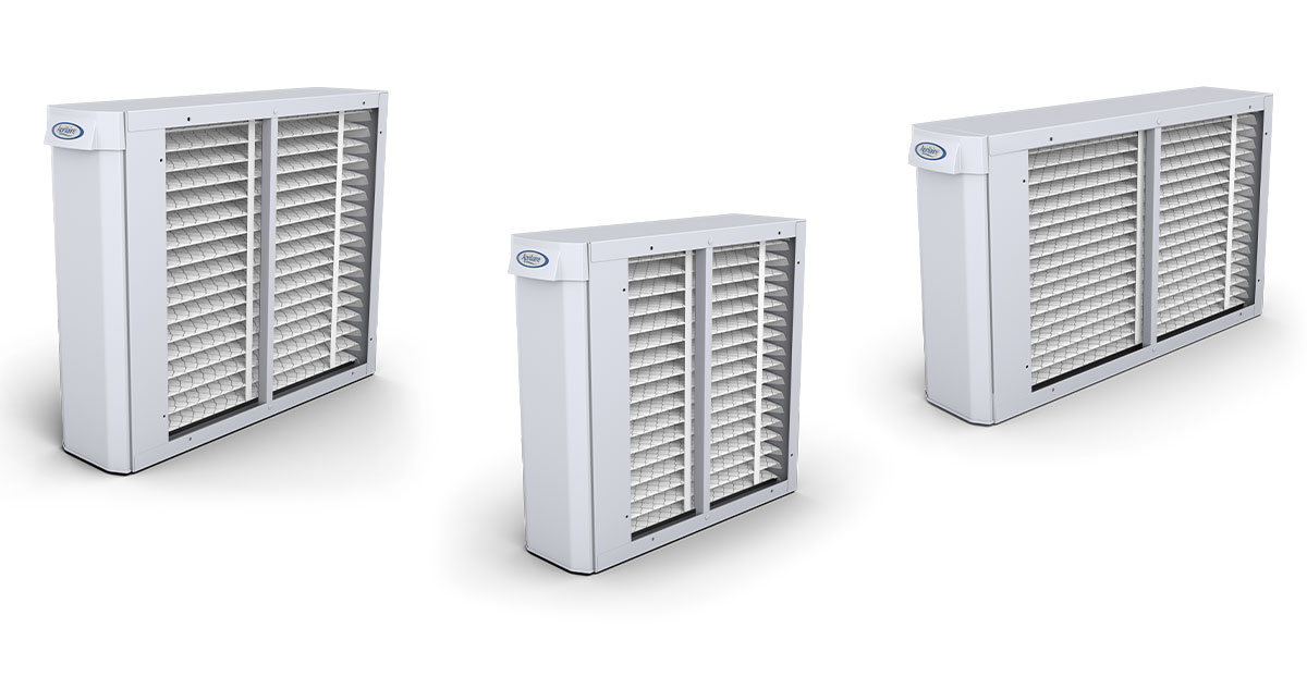 2000 series aprilaire air purification systems for home air quality