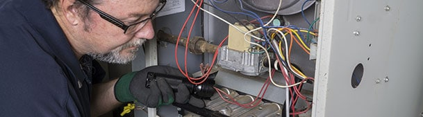 repairing your own furnace with buds heating and cooling