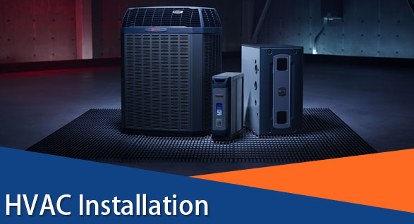 hvac installation for buds heating and cooling