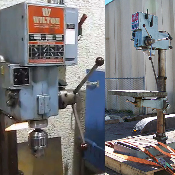 Drill Press For Sale Used