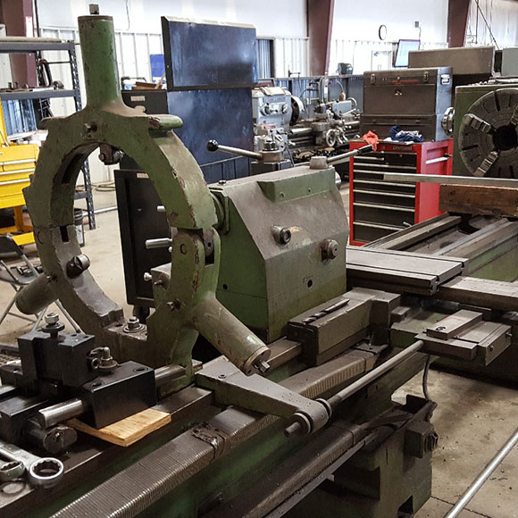 Summit Lathe Manual