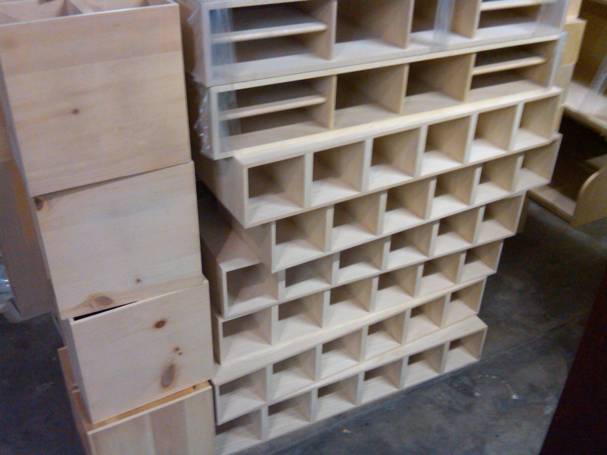 Creative Storage Solutions at Buds Warehouse  Buds