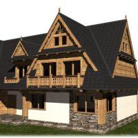 Dom w górach czyli trzy sposoby na spełnienie marzeń