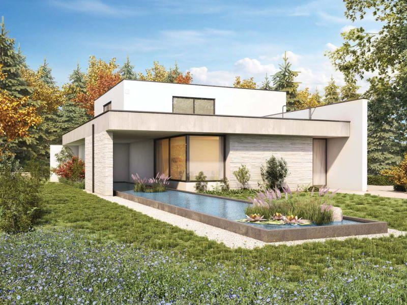 Płaski dach jest możliwy czyli modernizm na nowo