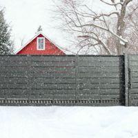 Ogrodzenie i brama - jak je przygotować, by przetrwać zimę