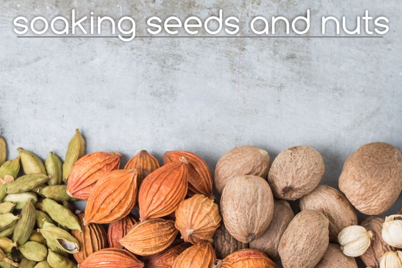 Budwig Natural Medicine Tips: Should You Soak Seeds and Nuts Before Consuming Them?