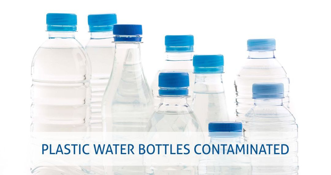 Budwig Center Warning 93% of Plastic Water Bottles Contaminated