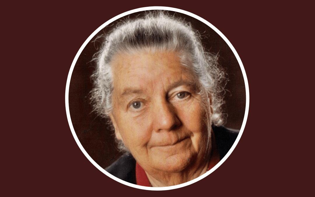 Who Was Dr. Johanna Budwig?