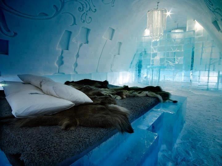 5 самых удивительных отелей мира