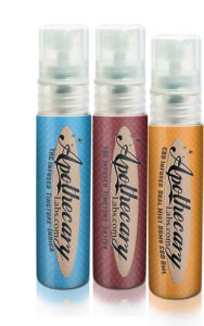Apothecary Infused THC Oral Mist
