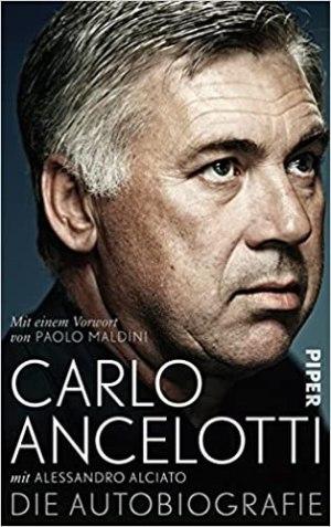 Alciato, Alessandro - Carlo Ancelotti - Die Autobiografie