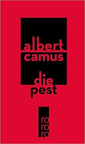 Camus, Albert - Die Pest