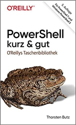 Butz, Thorsten - PowerShell - kurz & gut