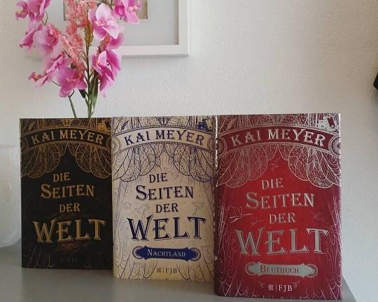 Seiten der Welt - Kai Meyer