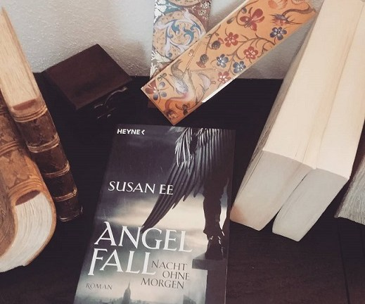 Rezension – Angelfall – Susan Ee