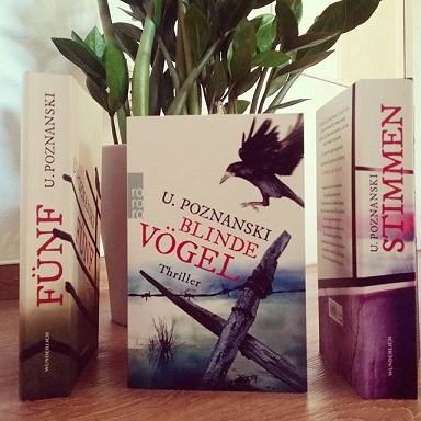 Rezension – Blinde Vögel – Ursula Poznanski