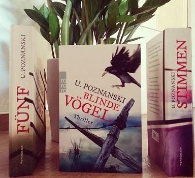 Rezension – Blinde Vögel – Ursula Poznanski