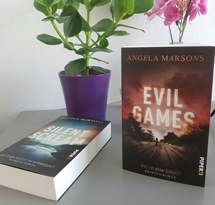 Rezension – Evil Games – Angela Marsons