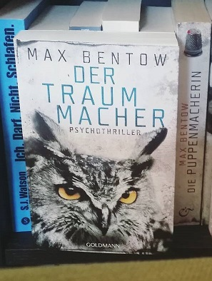 Rezension – Der Traummacher – Max Bentow
