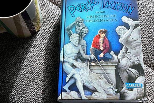 Rezension – Percy Jackson erzählt griechische Heldensagen – Rick Riordan