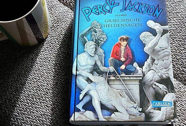 Percy Jackson erzählt griechische Heldensagen