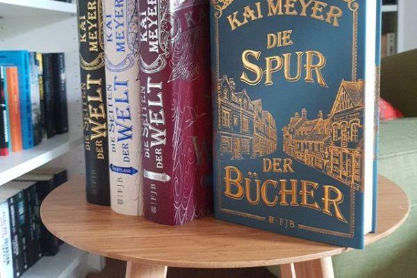 Rezension – Die Spur der Bücher – Kai Meyer