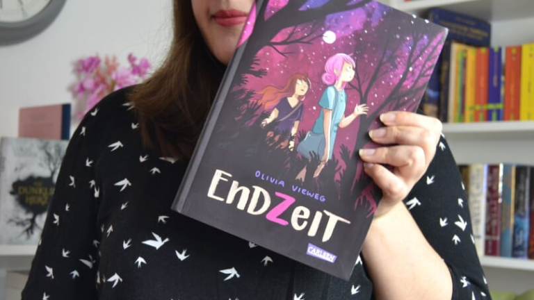 Rezension – Endzeit – Olivia Vieweg