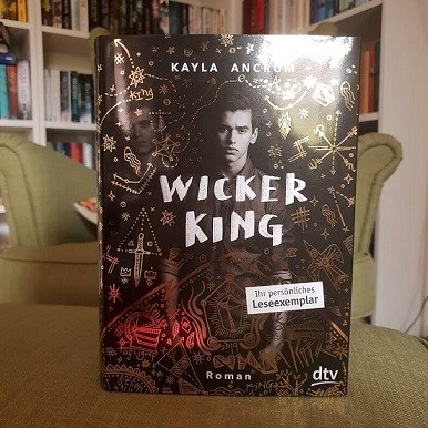 Rezension – Wicker King – Kayla Ancrum