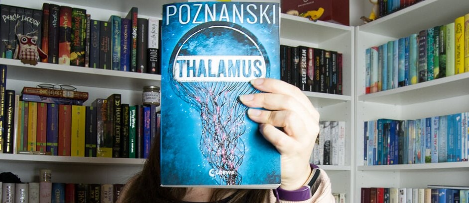 Rezension – Thalamus – Ursula Poznanski