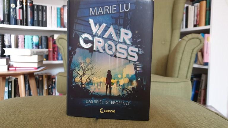 Rezension – Warcross – Das Spiel ist eröffnet – Marie Lu