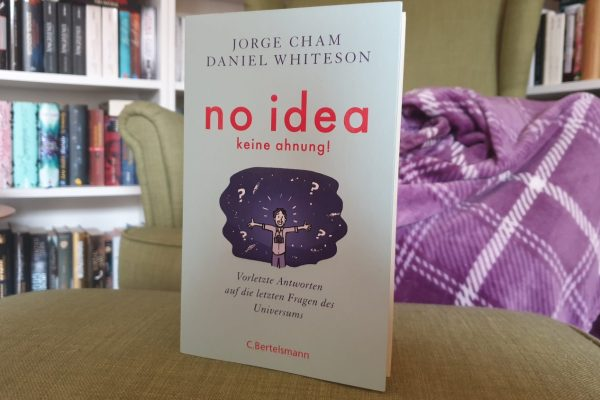 No Idea – Keine Ahnung! – Cham / Whiteson – Rezension