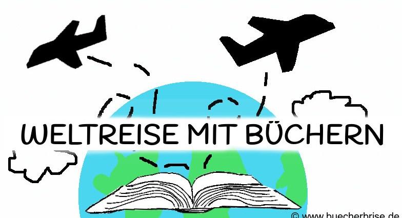 Weltreise mit Büchern
