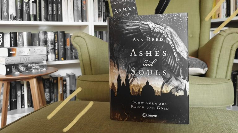Ashes and Souls – Ava Reed – Rezension