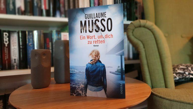 EinWort, um dich zu retten - Guillaume Musso Cover