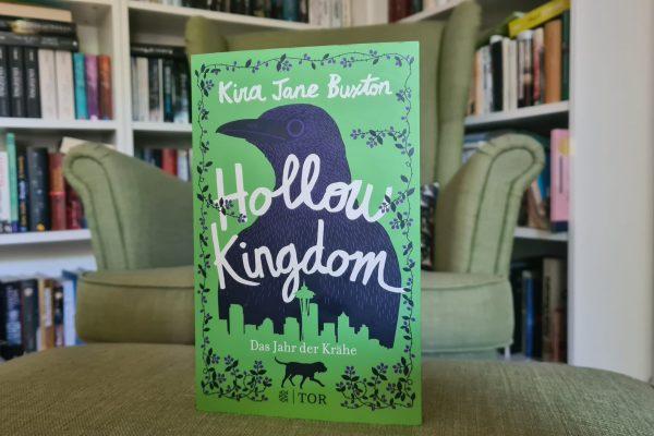 Hollow Kingdom – Kira Jane Buxton – Rezension