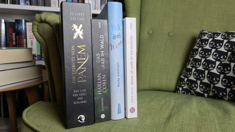 Mini-Rezensionen von älteren Büchern