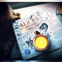 Der 'Alice im Wunderland' Tag