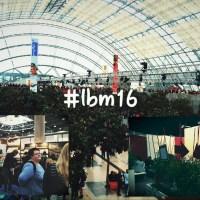 Die Leipziger Buchmesse 2016